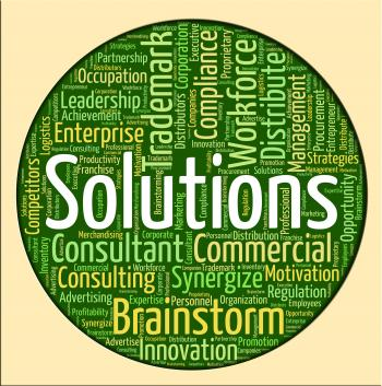 Solutions Word Shows Solve Solved And Achievement
