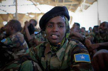 Somali National Army Training Pass-out Parade 24