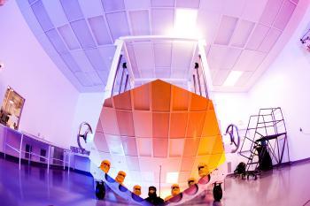 Space Mirror Telescope