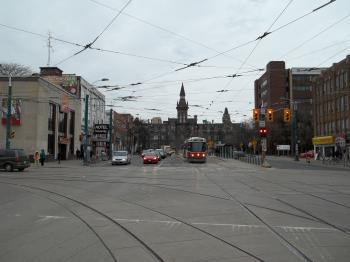Spadina and College 2012 12 20 -l