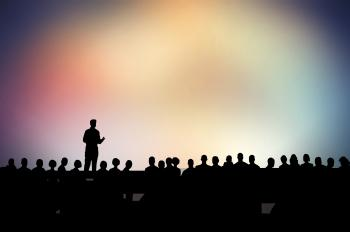 Speaker and Speech - Speaking in Public - Presentation - Conference