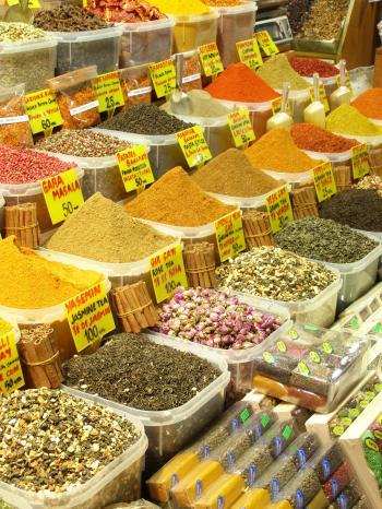 Spice Corner