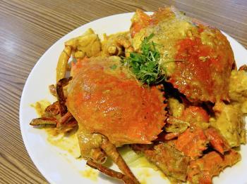 Spicy Crab