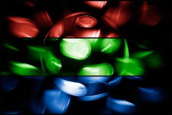 Spinning Disco Lamp RGB