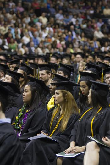Spring Commencement 2015