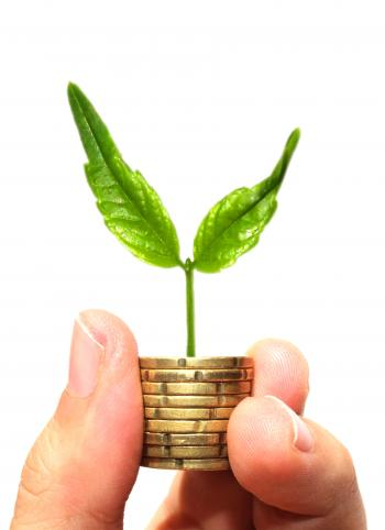 Sprout on coins - Asset Growth and Econo