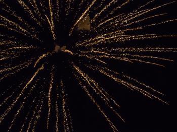 St cyprien pre bastille day fireworks at garrit-france-em10-20150713-P7130354.jpg