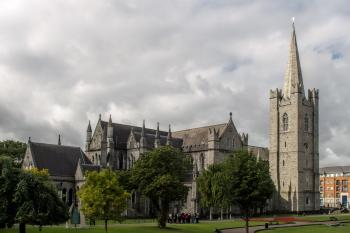 St Patrick's cathedral church