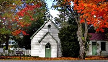 St Pauls. Arrowtown.