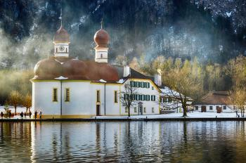St. Bartholomew's Church in Germany