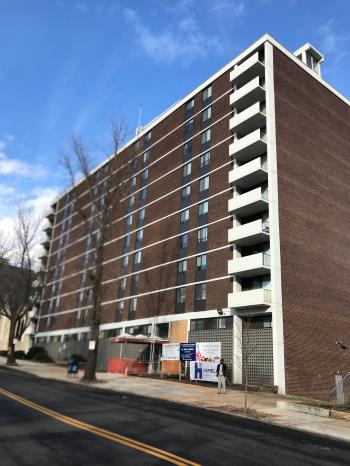 St. James Terrace Apartments, 827 N. Arlington Avenue, Baltimore, MD 21217