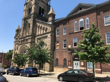 St. Michael the Archangel Roman Catholic Church, 1900-1920 E. Lombard Street, Baltimore, MD 21231