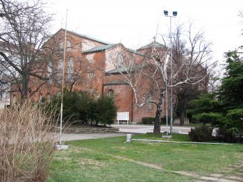 st.Sofia church