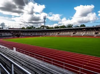 Stadium of Stockholm