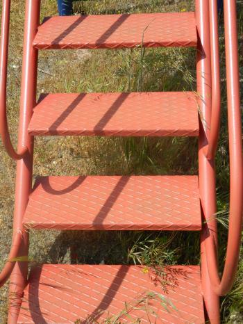 Stairs in Children Park