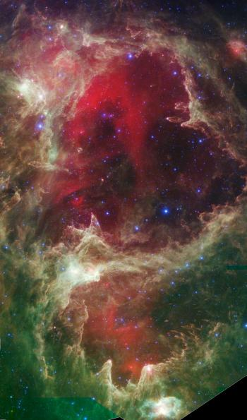 Star Forming Region of Space