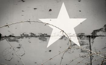 Star urban background