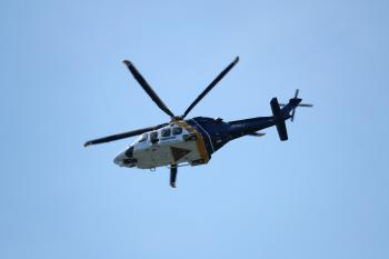 State Police Helicopter