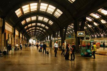 Station centralo Milan
