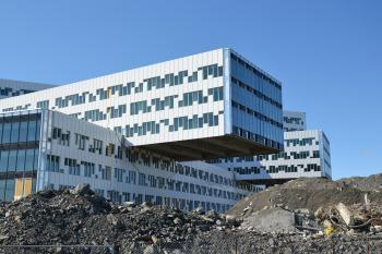 Statoil's office building