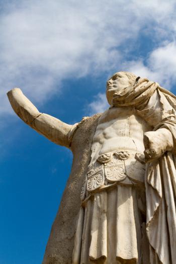 Statue of Roman