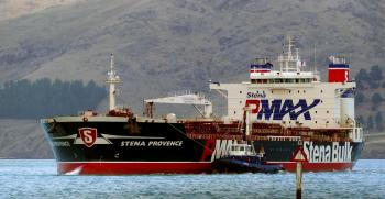 STENA PROVENCE.Oil/Chemical Tanker