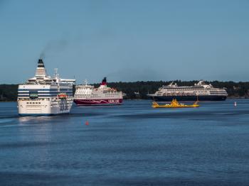 Stockholm archipelago - 3 liners