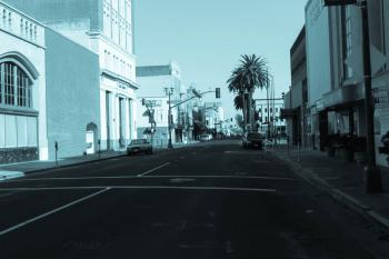 Stockton streets