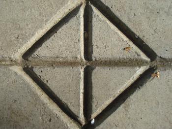 Stone square texture