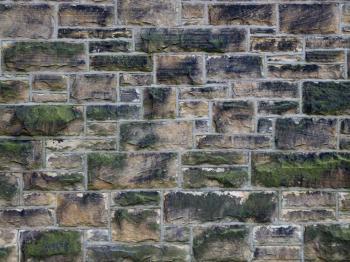 Stone Wall English Church