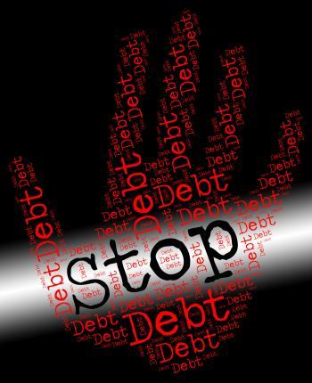 Stop Debt Represents Financial Obligation And Arrears