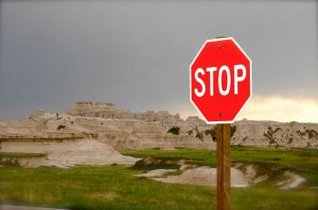 Stop Where?