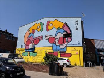 Stratford - Mile End