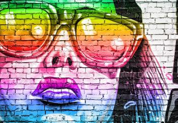Street Art - Graffiti - Variation Five