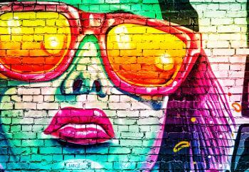 Street Art - Graffiti - Variation One