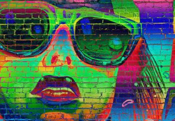 Street Art - Graffiti - Variation Three