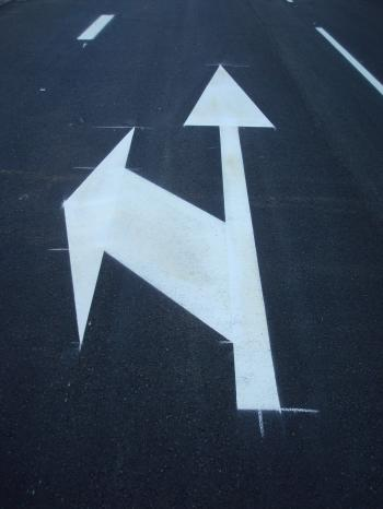 Street direction