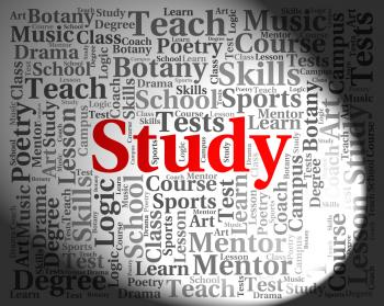 Study Word Means Develop Educate And Development