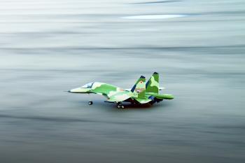 SU-27 Twin EDF Model Jet