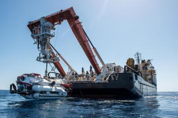 Submarine Rescue Vehicle