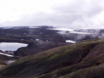 Sulfurmontain Iceland