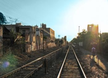 Sunset railway
