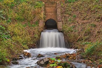 Swains Rustic Falls - HDR