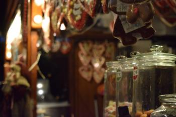 Sweets, Christmas Market