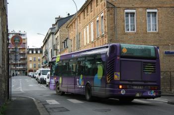 TAC - Irisbus Agora S n°74 - Ligne 4