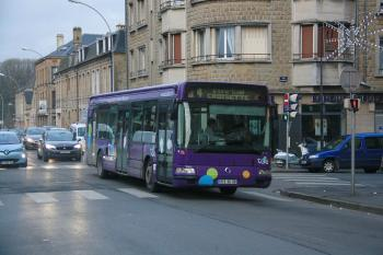 TAC - Irisbus Agora S n°76 - Ligne 2