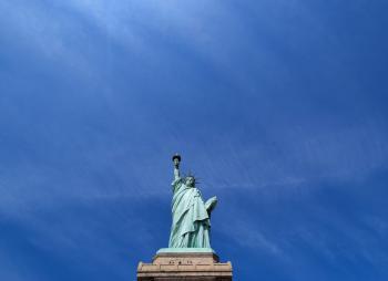 Tall Statue