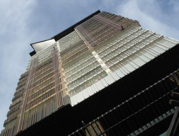 Tall Tower Block