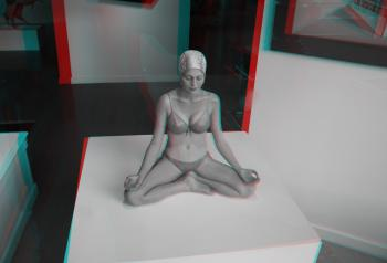 Tangen Art Gallery, San Francisco (3D)