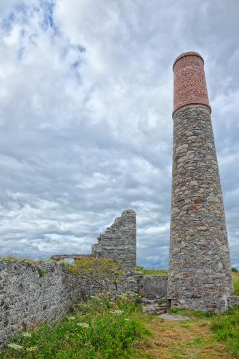 Tankardstown Copper Mine - HDR